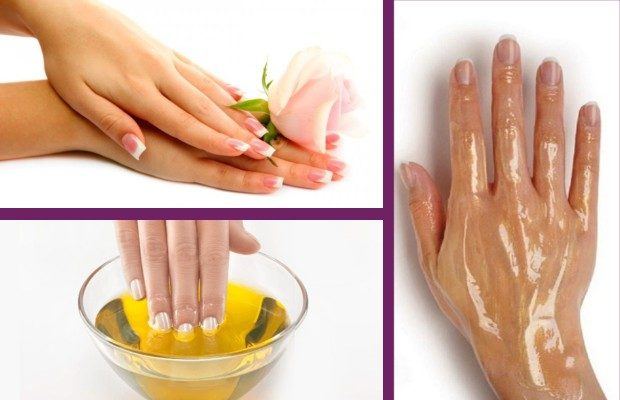 3 tratamientos para las manos, maltratadas y edad